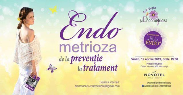 "Dr. Voicu Simedrea – speaker principal al conferintei ""Eu si Endo – Endometrioza: de la preventie la tratament"""