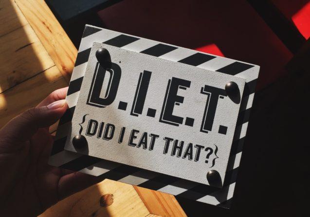 Jurnal de dieta (II)